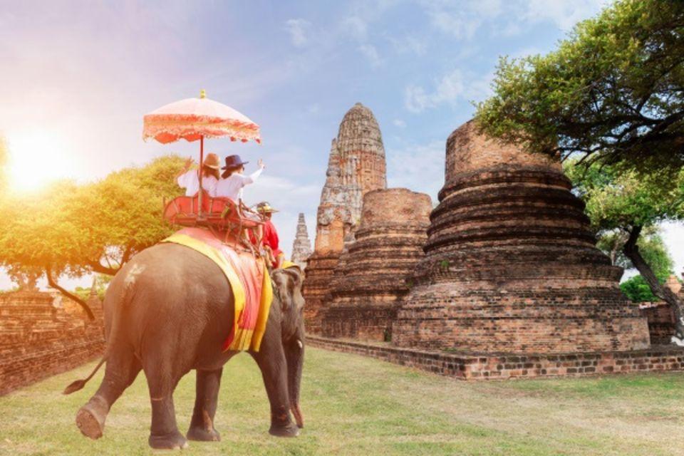 Circuit Temples & Soleil à Phuket Phuket Thailande
