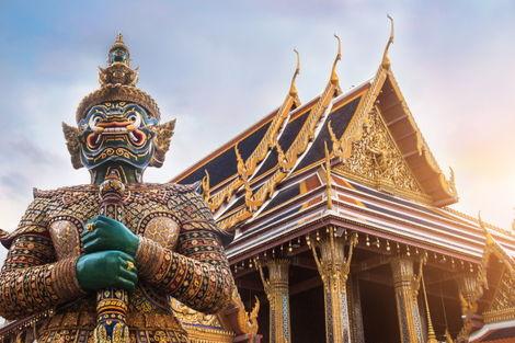 Thailande-Bangkok, Circuit Les Essentiels de la Thaïlande & farniente à Koh Samui au Al's Laemson Resort 4*