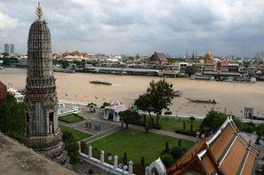 Thailande-Bangkok, Circuit Beautés du Siam 3*