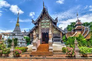 Thailande-Bangkok, Circuit Thailande Hors des sentiers battus : Bangkok, Triangle d'Or et lodge en montagne 3*/4*