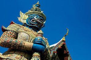 Thailande-Bangkok, Circuit Orchidées : de Bangkok au Triangle d'Or