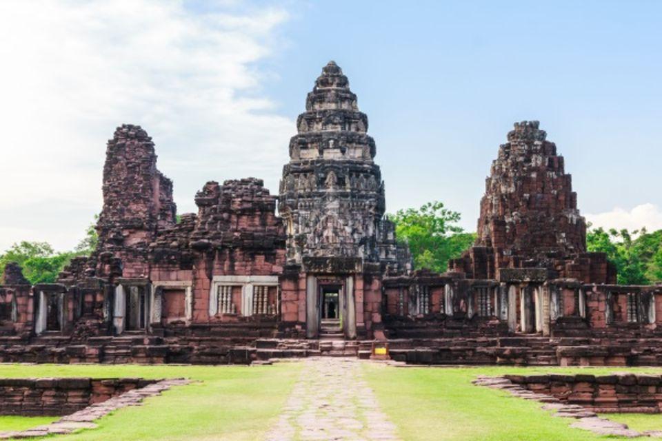 Circuit Des Temples Khmers à Phuket Phuket Thailande