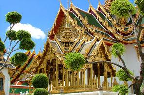 Thailande-Bangkok, Circuit Trésors de Thailande + extension Cha Am