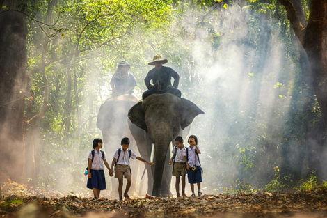Thailande-Bangkok, Circuit Les Essentiels de la Thaïlande & farniente à Phuket au Deevana Patong Resort & Spa 4*