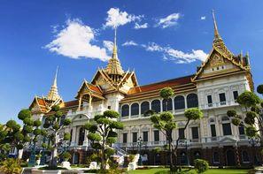 Thailande-Bangkok, Circuit Capitales et Délices du Siam