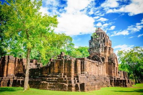 Thailande-Bangkok, Circuit Du Pays du Sourire au Golfe du Siam 3*