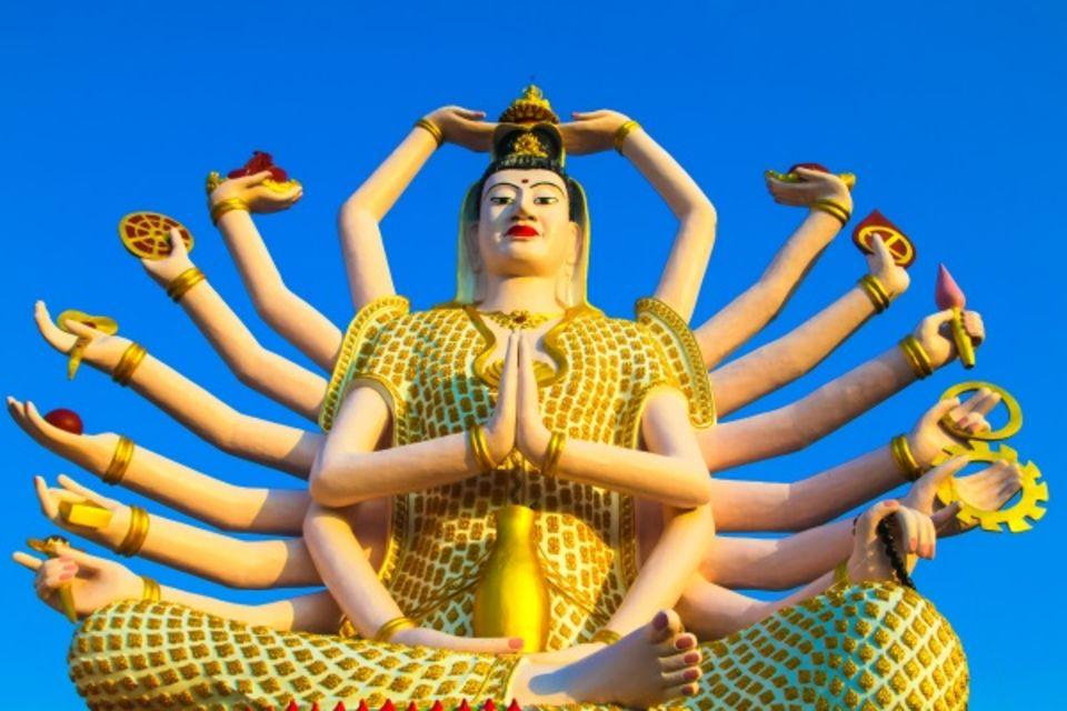 Circuit Des Temples Khmers à Koh Samui Koh Samui Thailande