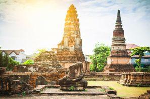 Thailande-Bangkok, Circuit Les Essentiels de la Thaïlande & farniente à l'hôtel New Nordic Pattaya 3*