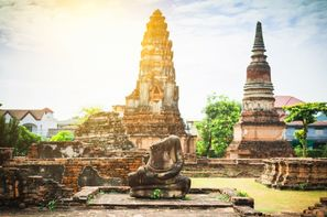 Circuit Les Essentiels de la Thaïlande & farniente à l'hôtel New Nordic Pattaya