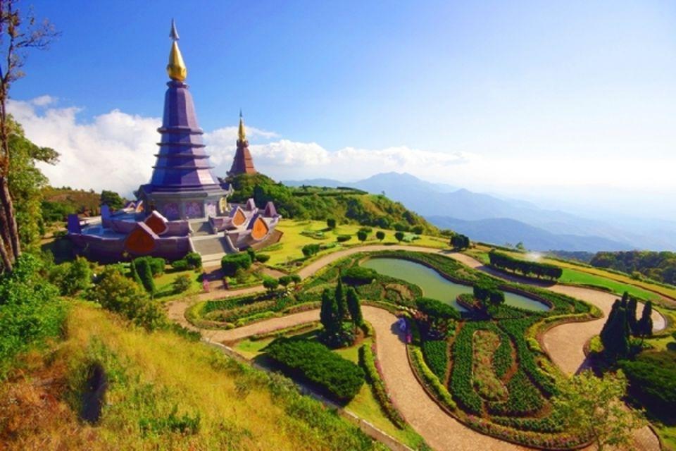 Circuit Splendeurs de Thaïlande Bangkok et plages Thailande