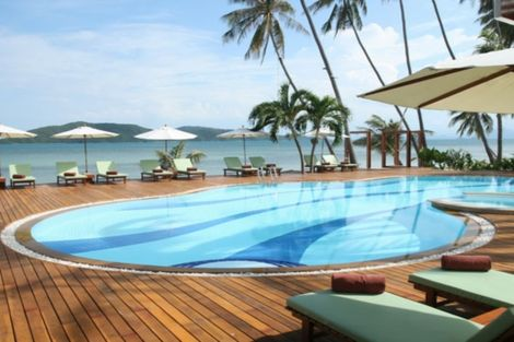 Thailande-Bangkok, Circuit Les Essentiels de la Thaïlande & farniente à Koh Samui au Centra Coconut Beach Resort 3* sup
