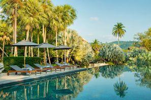 Thailande-Bangkok, Circuit Les Essentiels de la Thaïlande & farniente à Phuket à l'hôtel The Slate 5*