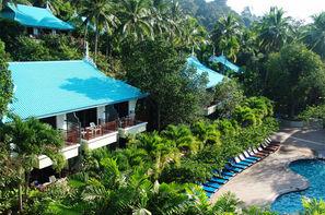 Thailande-Bangkok, Circuit Trésors du Siam et Farniente à Krabi au Krabi Tipa Resort 4*