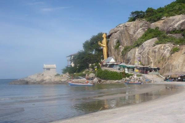 Plage de Hua Hin - 1ERS REGARDS THAILANDE Circuit 1ERS REGARDS THAILANDE Bangkok Thailande