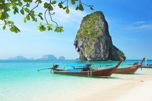 Thailande-Bangkok, Circuit Splendeurs de la Thaïlande & extension Cha Am