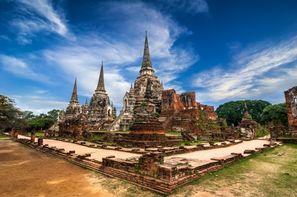 Thailande-Bangkok, Circuit Splendeurs de Thailande & extension Koh Samet
