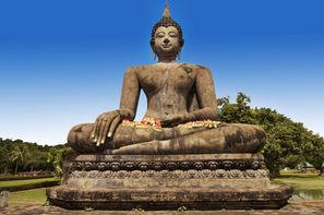 Thailande-Bangkok, Circuit Trésors du Siam et séjour libre