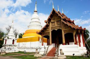 Thailande-Bangkok, Circuit Trésors de Thailande et Koh Phiphi : découverte et île paradisiaque 3* sup