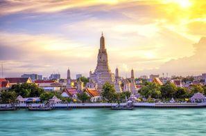 Thailande-Bangkok, Circuit Les Essentiels de la Thaïlande & farniente au Yama Phuket 4*