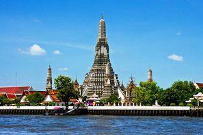 Thailande-Bangkok, Circuit Trésors du Siam et Farniente à Koh Samui au Al's Resort 3*