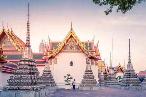 Thailande-Bangkok, Circuit Les Essentiels de la Thaïlande & farniente à Koh Samui à l'hôtel Ibis Bophut Samui 3*