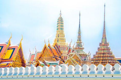 Thailande-Bangkok, Circuit Les Essentiels de la Thaïlande & farniente au Fx Pattaya 3*