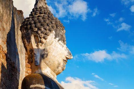 Thailande-Bangkok, Circuit FRAM Beautés du Siam 3*