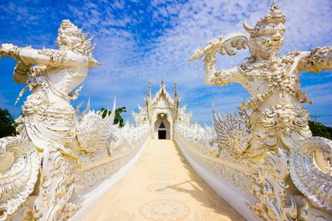Thailande-Bangkok, Circuit Les Essentiels de la Thaïlande & farniente à Koh Samui au Dara Samui 4*
