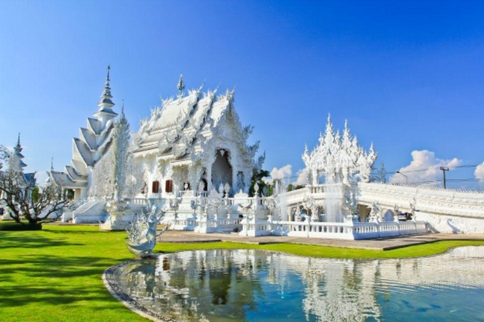 Circuit De Bangkok au Triangle d'Or Bangkok et plages Thailande