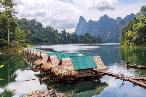 Thailande : Circuit Perles du Sud & Kappa Club Thai Beach Resort
