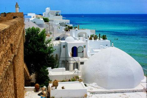 Tunisie-Tunis, Circuit La diversité du paysage tunisien 4*