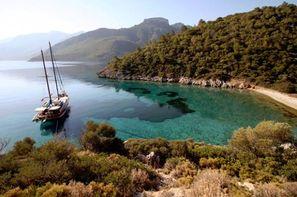 Turquie-Antalya, Circuit Merveilles de la côte turque 4*