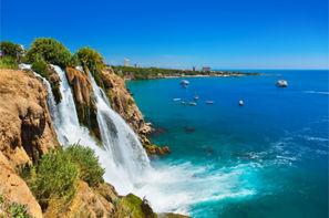 Turquie-Antalya, Circuit Couleurs de la côte turque 4*