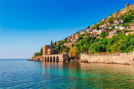 Turquie-Antalya, Circuit Antalya et Cappadoce