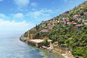 Turquie-Antalya, Circuit Antalya et la Cappadoce