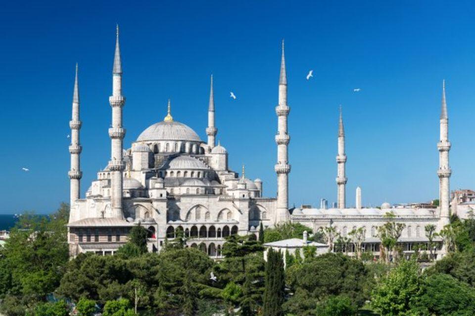 Circuit Des Rives du Bosphore à la Méditerranée Istanbul Turquie