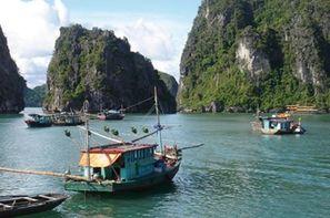 Vietnam-Hanoi, Circuit Good Morning Vietnam + Phu Quoc (Promo) 3*