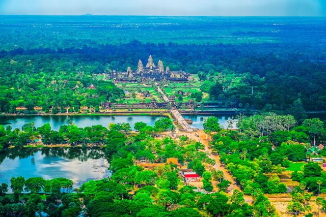 Vietnam : Circuit De la Baie d'Halong aux Temples d'Angkor