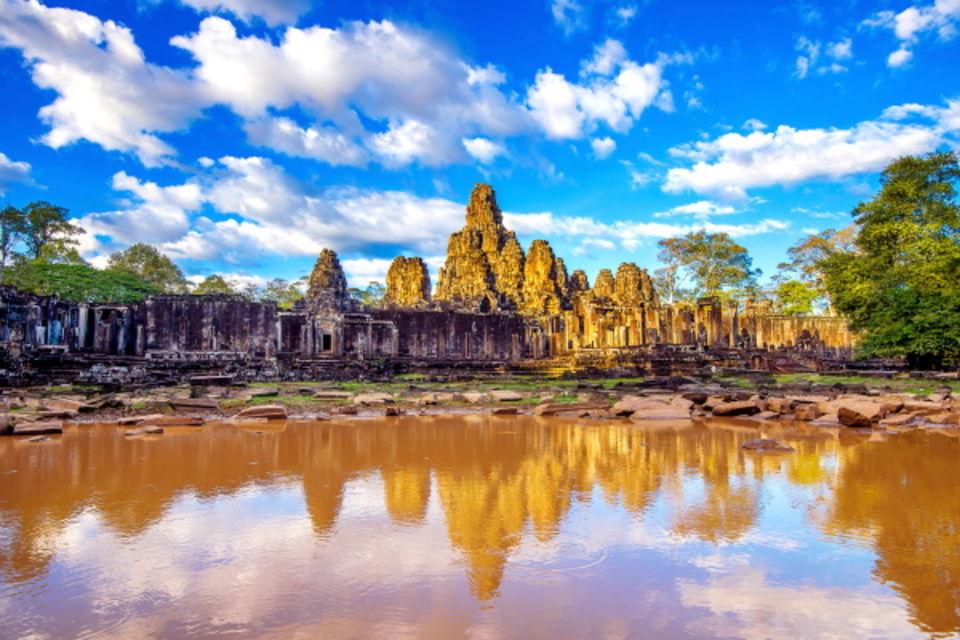 Circuit Du Vietnam aux Temples d'Angkor Hanoi Vietnam