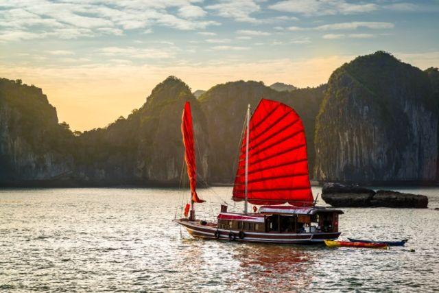 Vietnam : Circuit Vietnam Terre du Dragon