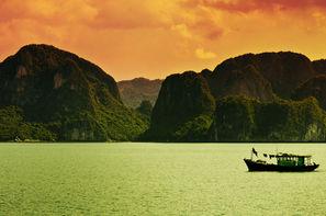 Vietnam-Hanoi, Circuit Joyaux du Vietnam et du Cambodge