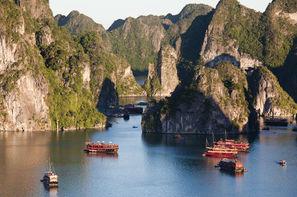 Vietnam-Hanoi, Circuit Vietnam Saveurs de la Baie d'Halong 3*