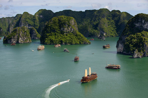 Baie d'Halong Circuit Vietnam Authentique3* Hanoi Vietnam