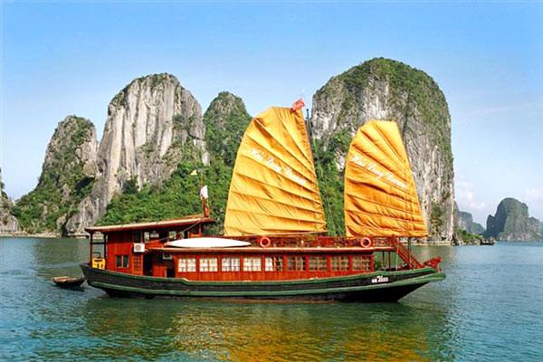 bateau vietnam