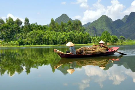 Vietnam-Hanoi, Circuit Les Inoubliables du Vietnam 3*