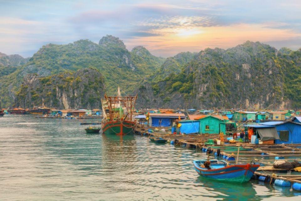 Circuit Les Inévitables Vietnam Cambodge Insolite Hanoi Vietnam