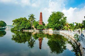 Vietnam-Hanoi, Circuit Vietnam légendaire et fascinant Cambodge 3*