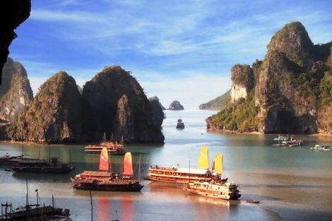 Vietnam-Hanoi, Circuit Découverte du Vietnam 4*