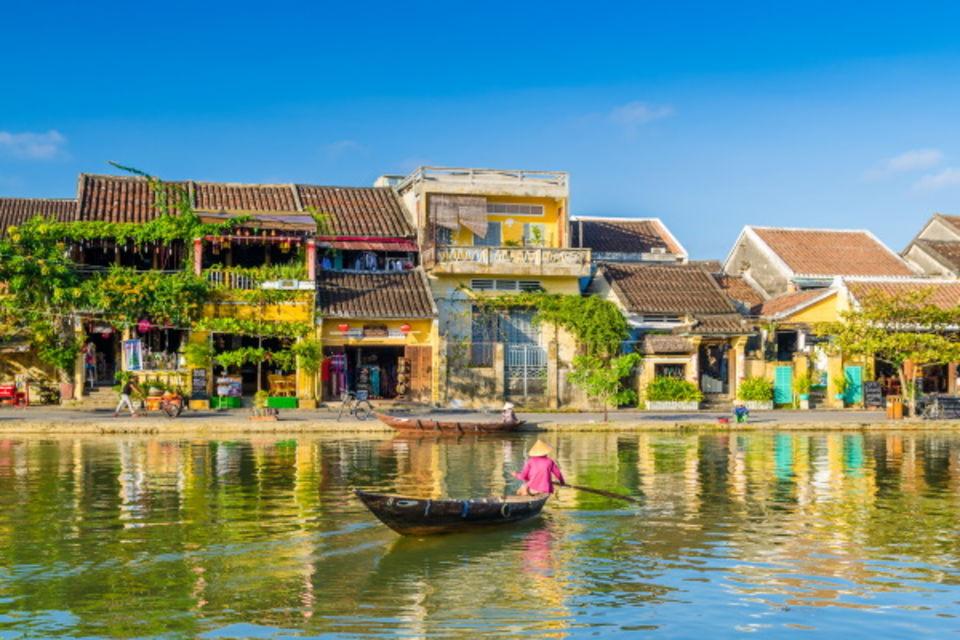 Circuit Des Capitales du Vietnam à Hoi An Hanoi Vietnam
