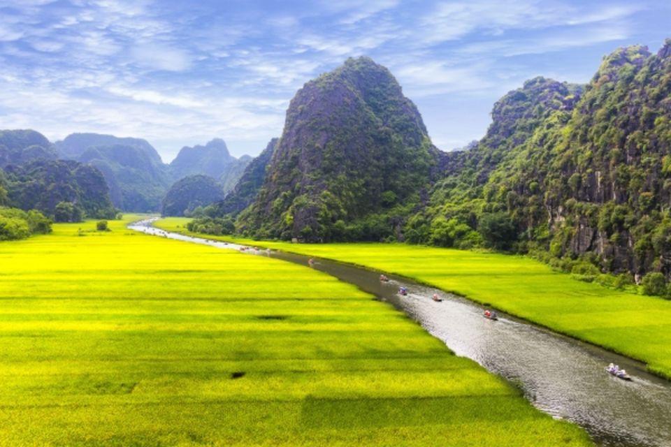 Circuit Vietnam Authentique Hanoi Vietnam